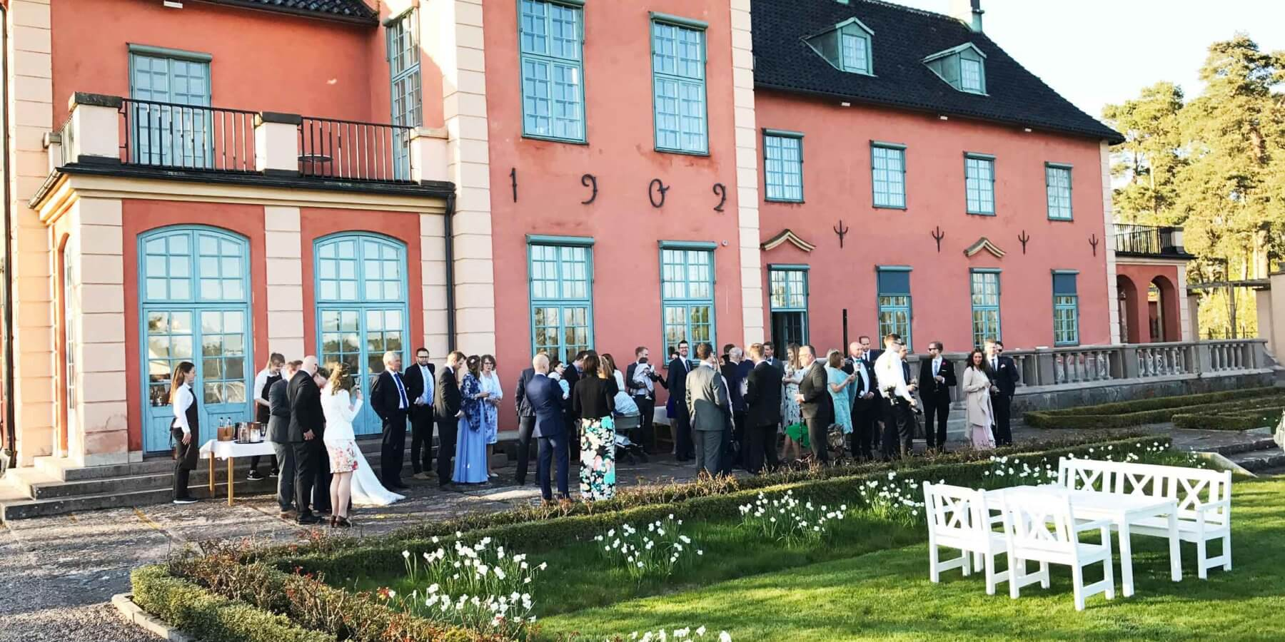 90e506add34c Fest på Villa Solbacken - Festvåning för bröllop, mässor, högtid och fest